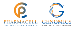 Pharmacell-Genomics Logo